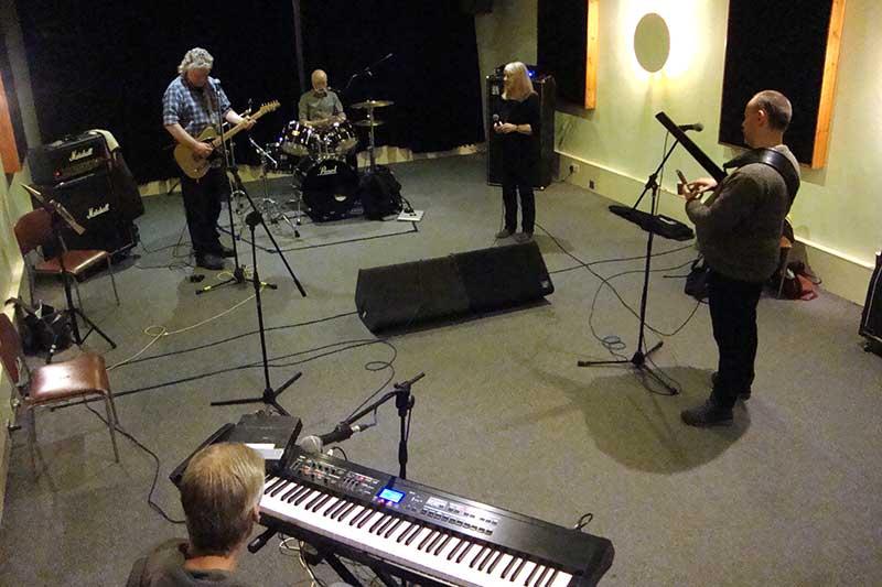 Rehearsals 2017