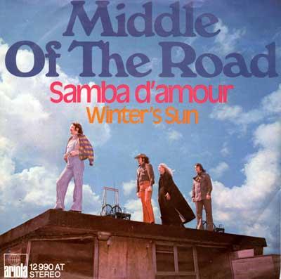 Samba d'amour sleeve
