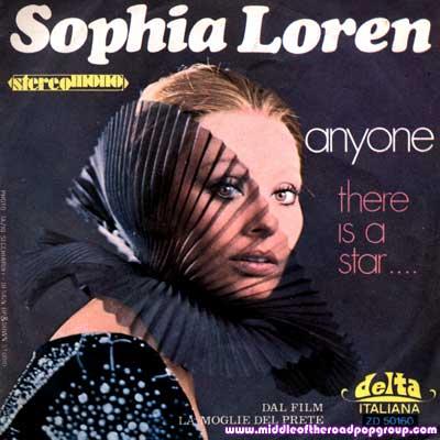 """Sophia Loren """"Amyone"""""""