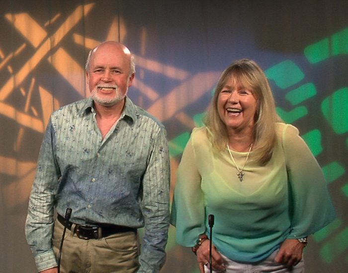 Ken and Sally singing Sacramento